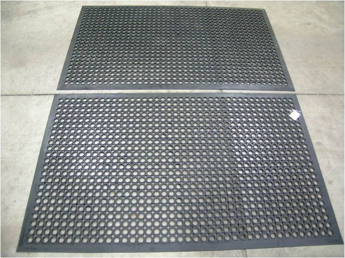 Safewalk Anti-fatigue Rubber Mat